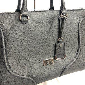 Guess Dark Grey Handbag - Large - Like New